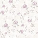 Vintage Roses Wallpaper G45327 By Galerie